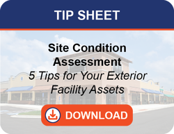 Site Condition Assessment Tip Sheet
